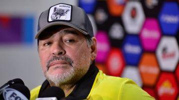 Los Dorados de Maradona reciben al Juárez en partido crucial