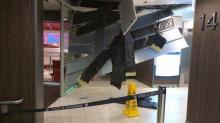Cruise Ship Damaged by Strong Storm, Terrifies Passengers