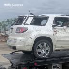 San Jose woman caught in deadly Missouri tornado outbreak while running across country