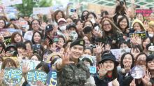 Super Junior's Ryeowook discharged from the military