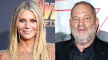 Gwyneth Paltrow recalls the time Brad Pitt threatened Harvey Weinstein