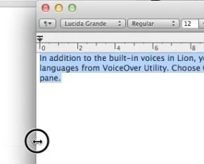 Mac 101: OS X Lion's new window resizing features