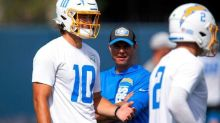 Chargers QB Herbert Getting Better Handle On New Offense