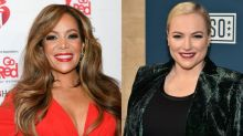 Sunny Hostin shuts down Meghan McCain: US 'should never forget' insurrection