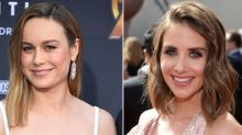 Brie Larson Works Out With Alison Brie And It's (Captain) Marvelous