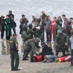 U.S. arrests religious leaders, activists at border protest