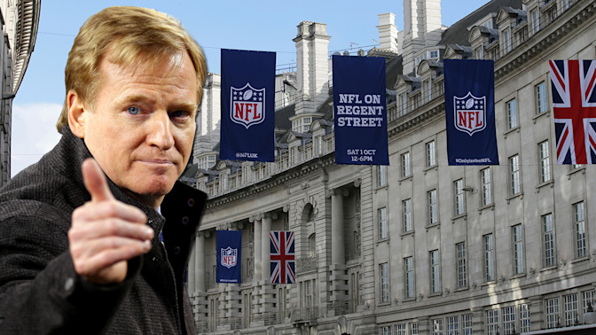There's no reason to have an NFL team in London