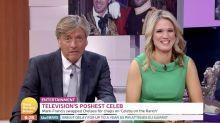 Richard Madeley apologises for his 'pumpkin-like' tan on 'Good Morning Britain'