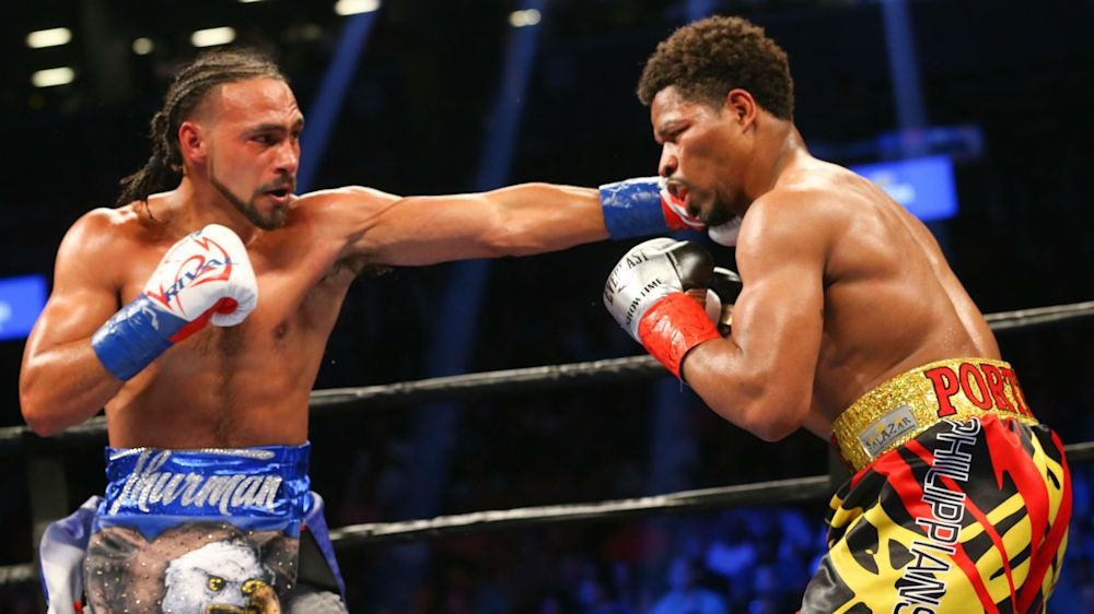 Even though he's No. 1 contender, Shawn Porter won't face Keith Thurman next