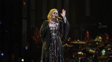 Adele was 'panic stricken' with nerves before 2016 Glastonbury performance