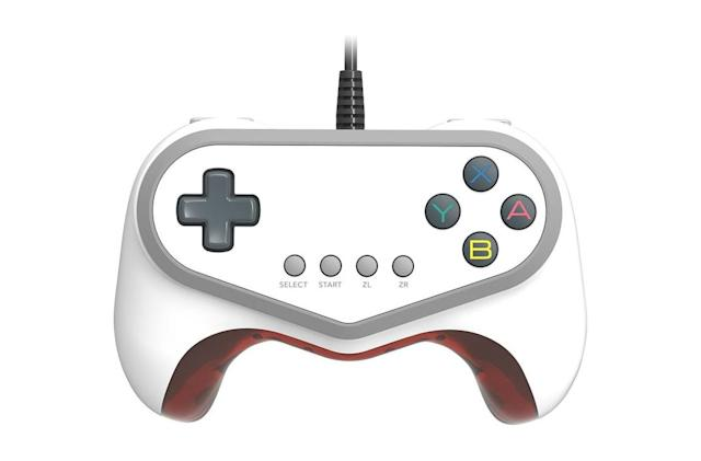 Pokémon fighter 'Pokken Tournament' gets a Wii U controller
