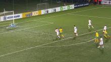 Foot - L. nations - Ligue des nations: les buts de Lituanie-Biélorussie en vidéo
