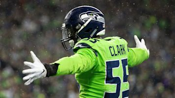 Source: Chiefs reach deal for Seahawks' Clark