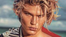 Jordan Kale Barrett, el hijo de un narco que triunfa en la moda