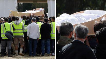 Christchurch mourns as funerals begin