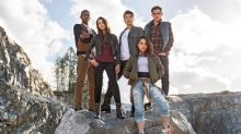 First Look At New Big Screen Power Rangers
