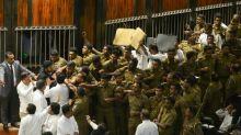Sri Lanka talks fail to end crippling power struggle
