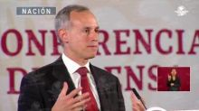 López-Gatell advierte que México entrará a la fase 3 de la contingencia en dos o tres semanas