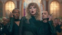 Todrick Hall on Taylor Swift's Video Choreography: 'Like a Flashmob of Tombstones'