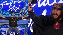 'Never judge a book by its cover': Joke contestants flip the script on 'American Idol'