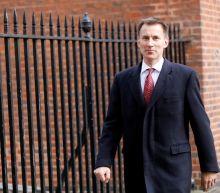 British FM in Iran for talks on Yemen, prisoners