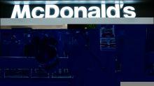 McDonald's erleidet wegen Coronavirus-Krise Gewinneinbruch