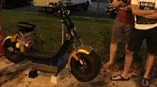 10 PMDs including 64kg e-scooter seized during enforcement operations: LTA