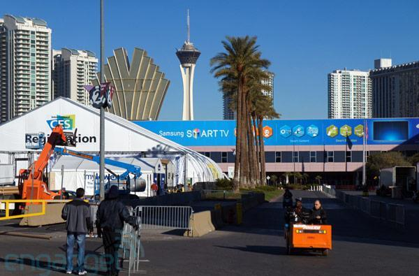 We're live from CES 2012!