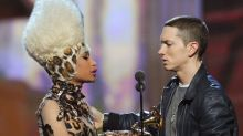 Eminem Asks Boston Calling Crowd If They Want to See Him Date Nicki Minaj