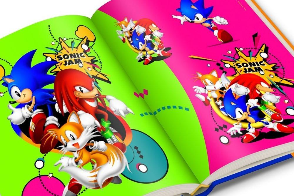 Gaming Icon Sonic The Hedgehog Marks 25 Years With Limited Edition Art Book