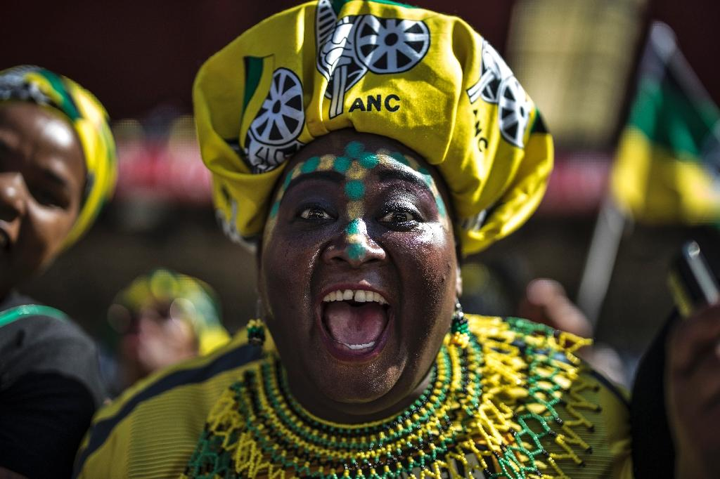 The ANC won 2009 elections by 65.9 percent and Zuma became the first Zulu president