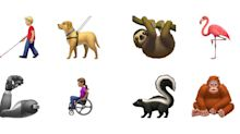 Apple 和 Google 展示 2019 年的新 emoji