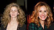 Así ha evolucionado la belleza de Julia Roberts