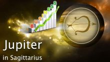 How is Jupiter Transit in Sagittarius important in Prospect of Business?