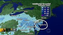 Spring snowstorm: Where will it hit next?