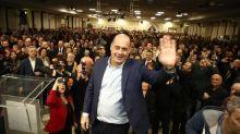 """Zingaretti: """"Nessuno sogni crisi di governo per due regioni"""""""