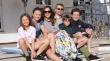 Crown Princess Mary Is Giving Us Cool Mom Vibes in This New Family Photo