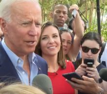 'You want to wrestle?': Biden offers to prove his health after questions from reporters