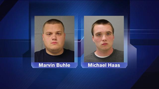 2 Merrionette Park firefighters charged with attempted rape