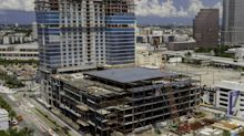 26-story JW Marriott tops out in Water Street Tampa