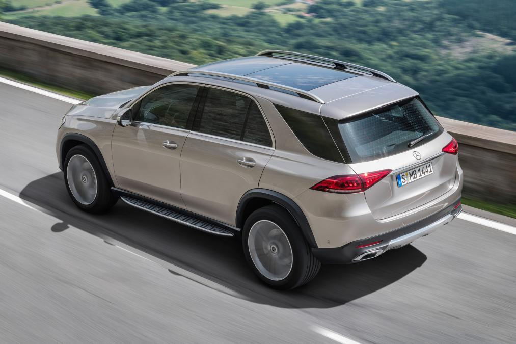 All-new 2019 Mercedes-Benz GLE