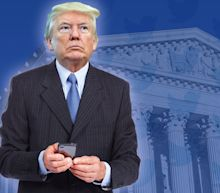 At the Supreme Court, Trump's tweets under scrutiny in travel ban hearing