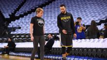 Warriors 'secret weapon' trainer Chelsea Lane is leaving for the Atlanta Hawks
