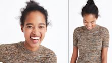 ca689facd3803 J.Crew responds to critics calling the brand out for irresponsibly styling  natural hair