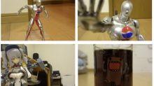 【有片】人力60fps!日本高手自製超順暢Stop Motion動畫