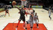 Lillard scores 30, Trail Blazers rout Spurs 124-102