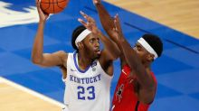 Kentucky's Isaiah Jackson welcomes mock drafts putting him with ex-Cats on Knicks