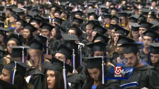 Science Guy urges grads to 'change the world'