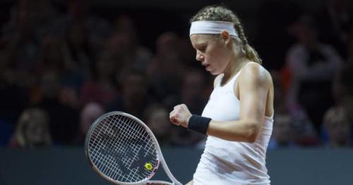 Tennis - WTA - Stuttgart - Laura Siegemund rejoint Kristina Mladenovic en finale de Stuttgart