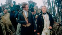 Russell Crowe teases possible Master and Commander sequel